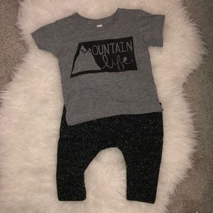 Mountain life shirt 18-24m